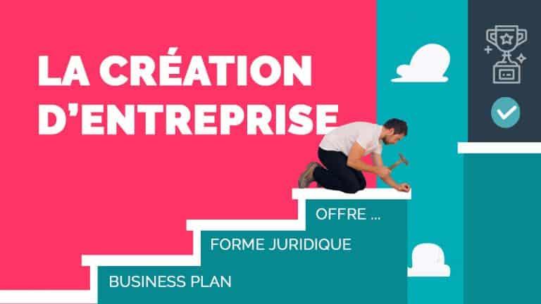 Création d'entreprise en 2020 : aides et formations
