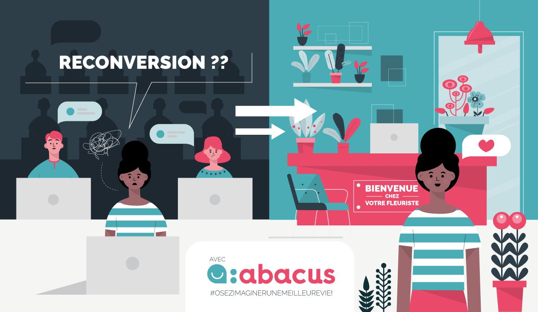 Le dispositif démissionnaire permet d'envisager sereinement une reconversion professionnelle. Le point avec ABACUS !