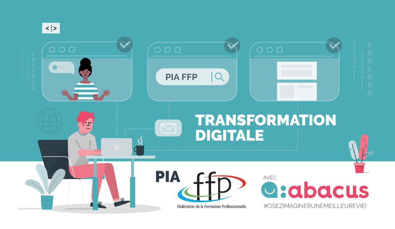 le dispositif PIA (Plan d'Investissements Avenir) de la FFP aide les organismes de formation dans leur transformation digitale.
