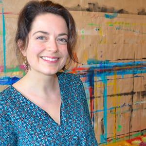 Mélanie Vimeux, consultante en bilan de compétences chez ABACUS