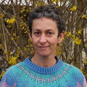 Nathalie Wienin, consultante en bilan de compétences chez ABACUS