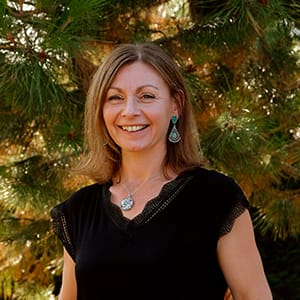 Sandra Ploquin, consultante en bilan de compétences chez ABACUS