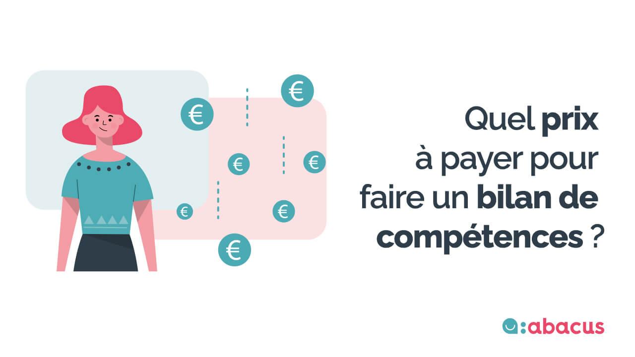 Quel est le prix d'un bilan de compétences ? Focus avec ABACUS.